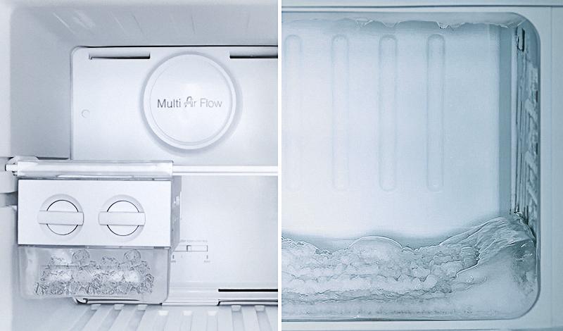 Diferencia de refrigeración entre No frost y frost – Libero Corp Perú